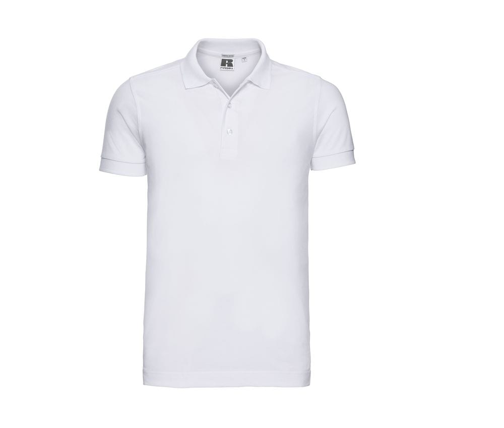 Russell JZ566 - Men's Stretch Polo