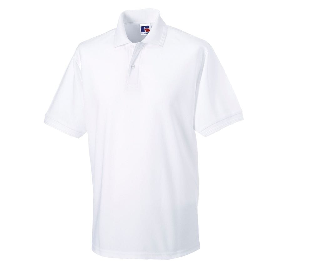 Russell JZ599 - Polo Manches Courtes Homme
