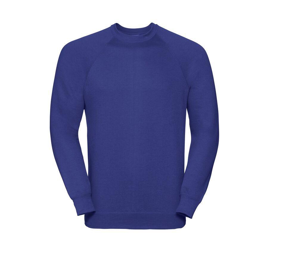 Russell JZ762 - Sweat-Shirt Homme Manches Raglan