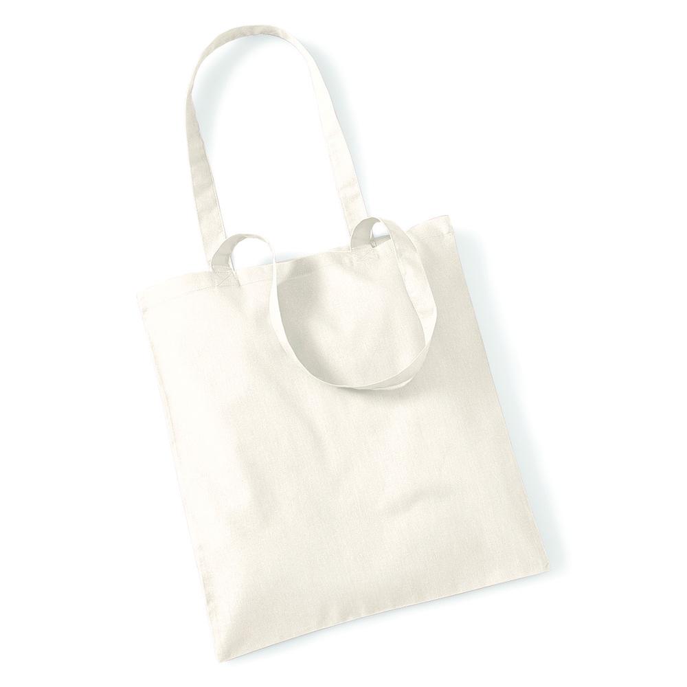 Label Serie LS42L - Cotton Large Handles Basic Shopper