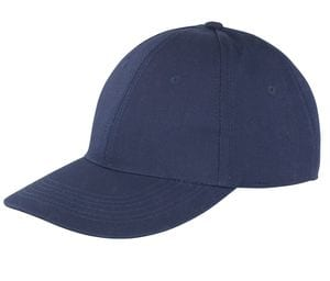 Result RC081 - Memphis Brushed Cotton Low Profile Cap