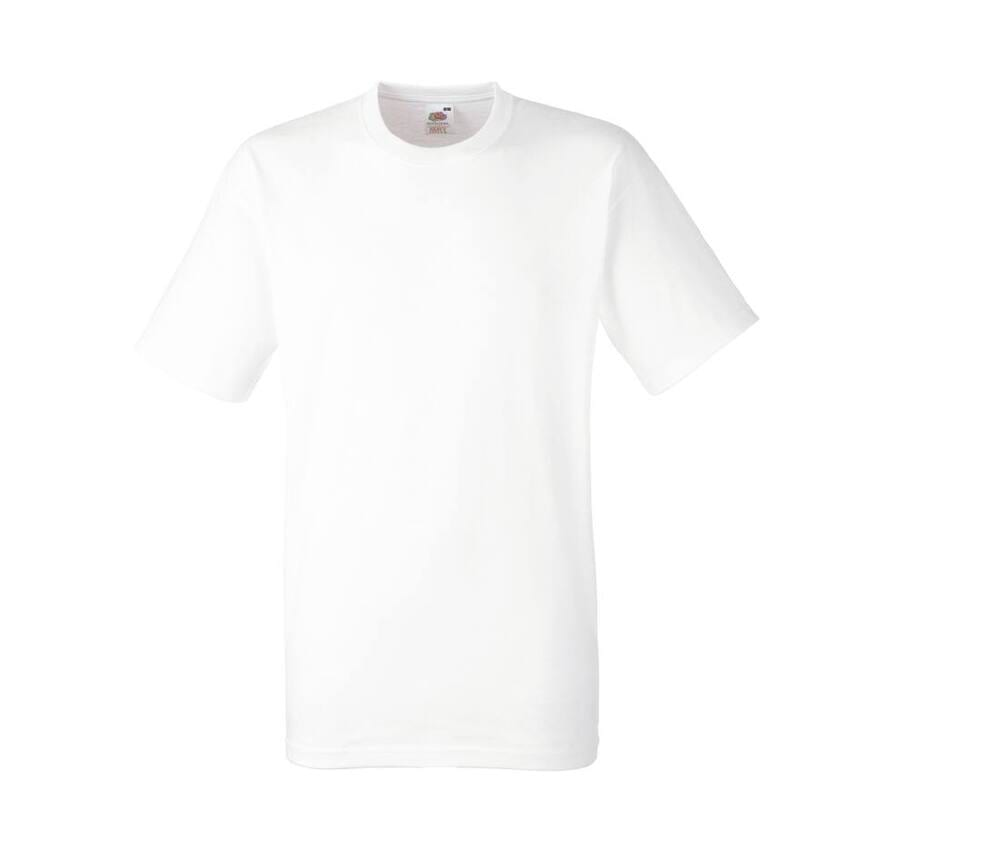 Fruit of the Loom SC190 - T-Shirt 100% Coton Heavy