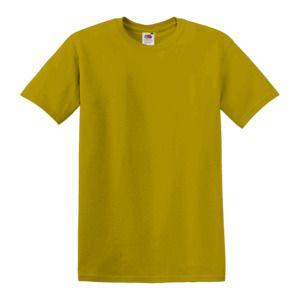 Fruit of the Loom SC230 - Camiseta de Algodón Hombre