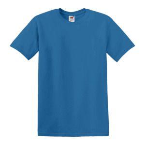 Fruit of the Loom SC230 T-shirt Manches courtes pour homme