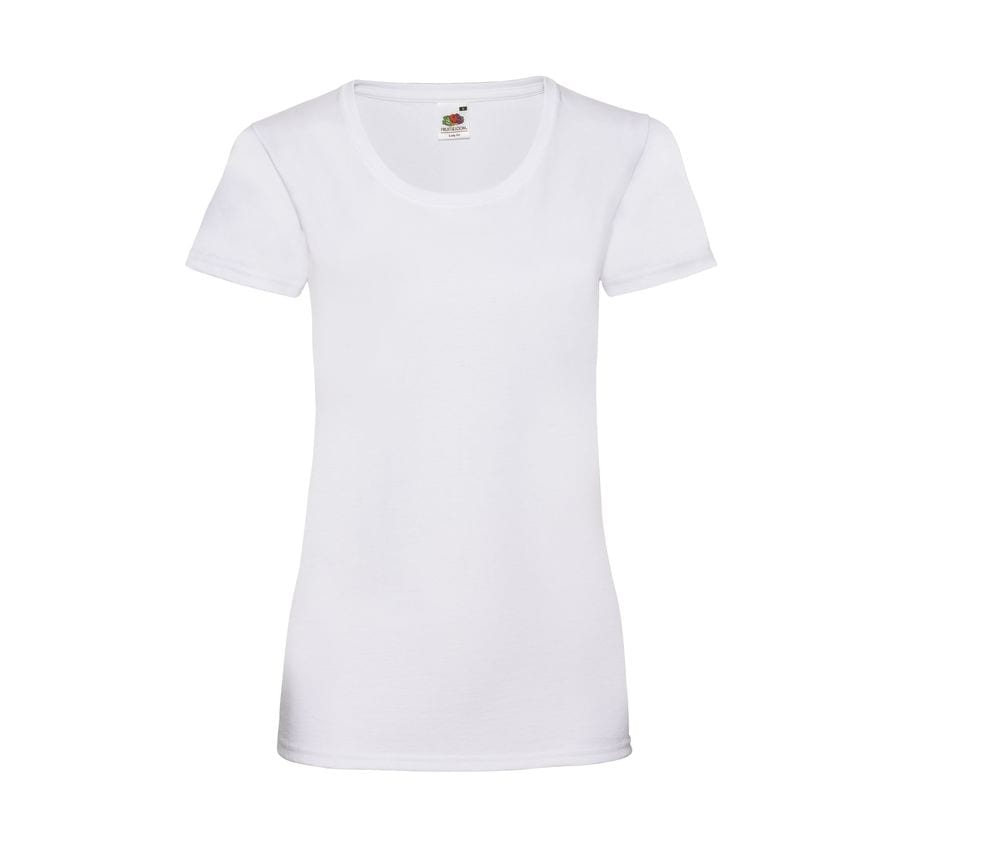 Fruit of the Loom SC600 - Lady-Fit Valueweight Tee