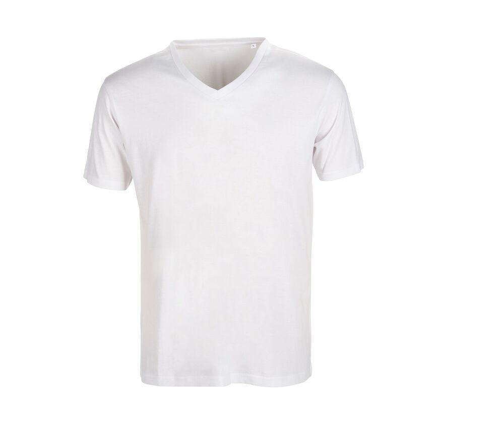 Sans Étiquette SE683 - No Label V Neck T-Shirt