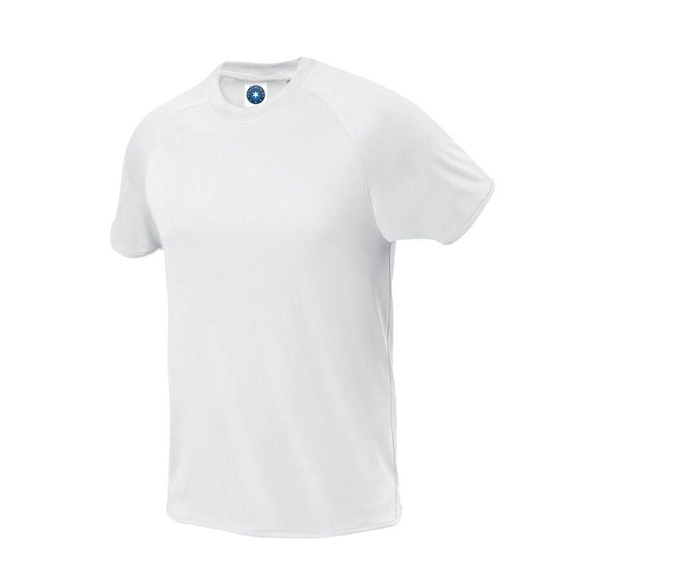 Starworld SW300 - T-Shirt Technique Homme Manches Raglan