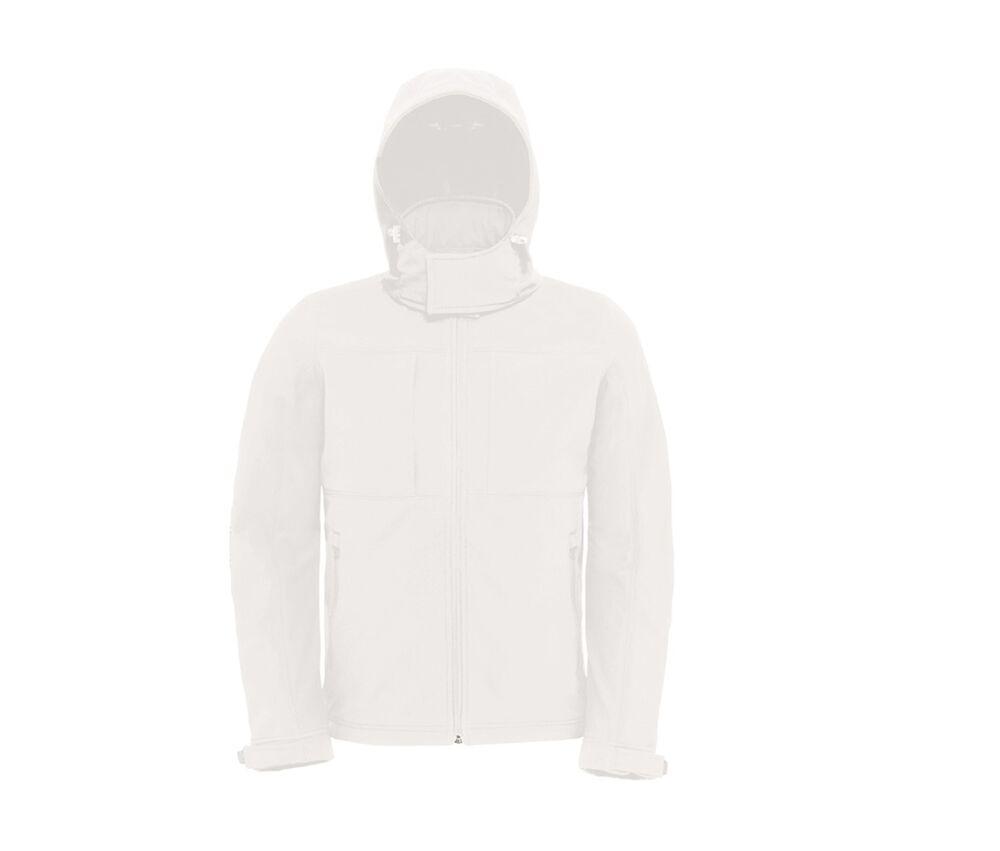 B&C BC650 - Hooded Softshell Men