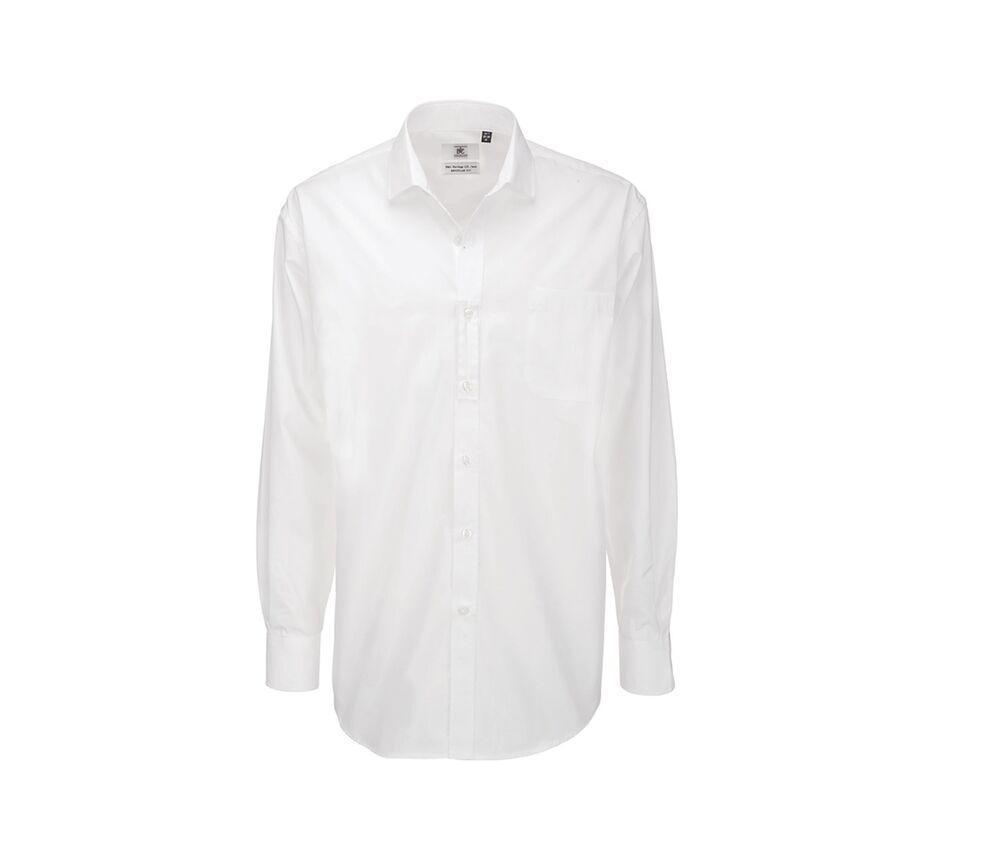 B&C BC705 - Heritage long sleeve /men