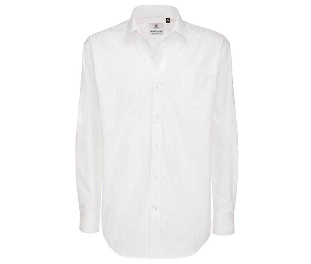 B&C BC715 - Sharp long sleeve /men