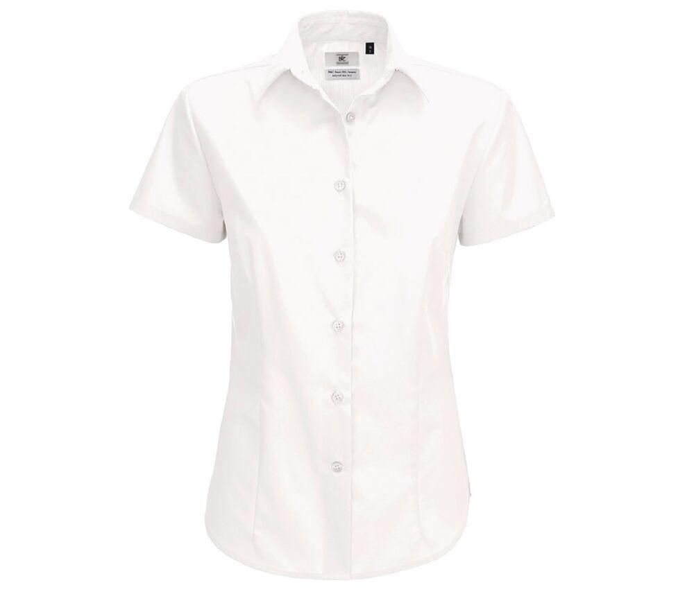 B&C BC724 - Smart short sleeve /women