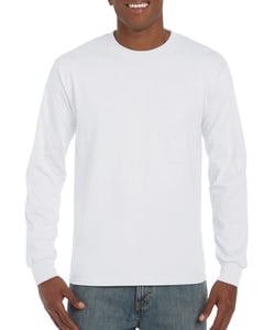 Gildan GN186 - Ultra Cotton Adult Long Sleeve T-Shirt