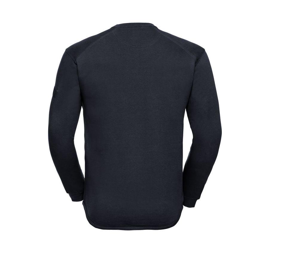 Russell JZ013 - Heavy Duty Crew Neck Sweatshirt