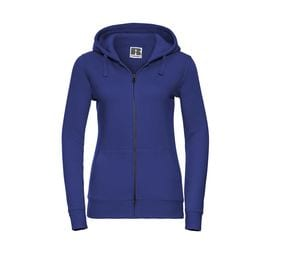 Russell JZ66F - Ladies` Authentic Zipped Hood