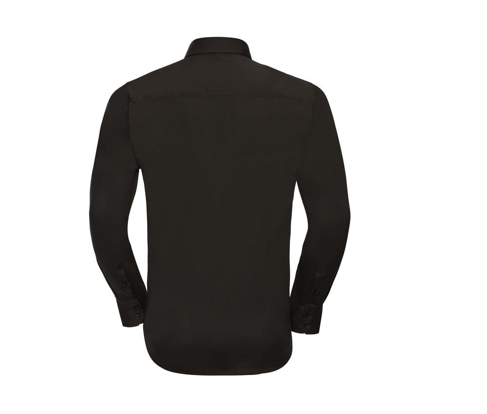 Russell Collection JZ946 - Long Sleeve Fitted Shirt