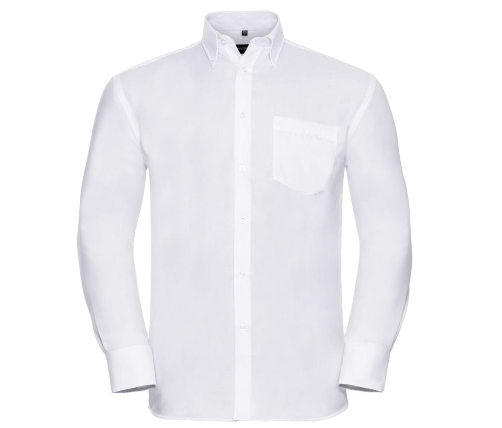 Russell Collection JZ956 - Long Sleeve Ultimate Non-Iron Shirt
