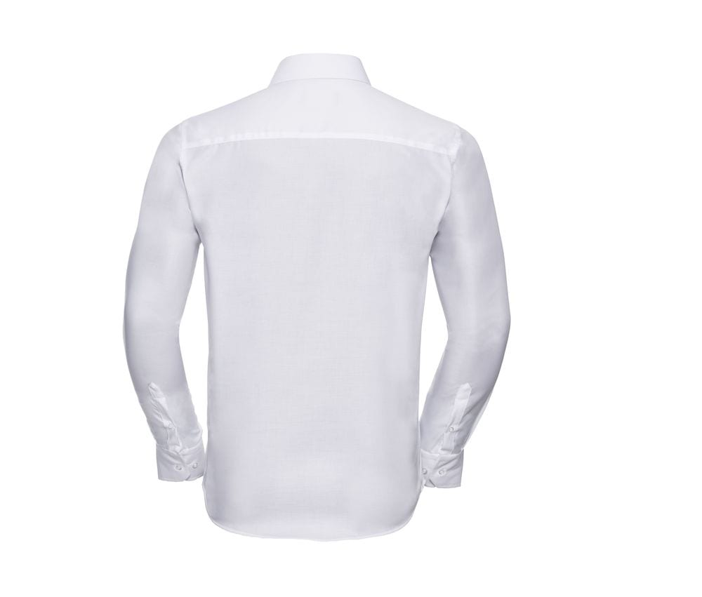 Russell Collection JZ958 - Long Sleeve Tailored Ultimate Non Iron Shirt