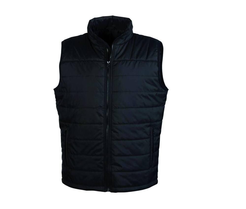 Pen Duick PK310 - Men's Water-repellent & Windproof Sleeveless Down Jacket