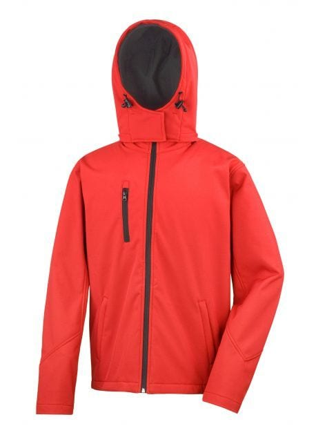 Result RS230 - Performance Hooded Jacket