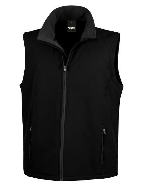 Result RS232 - Men's Sleeveless Fleece