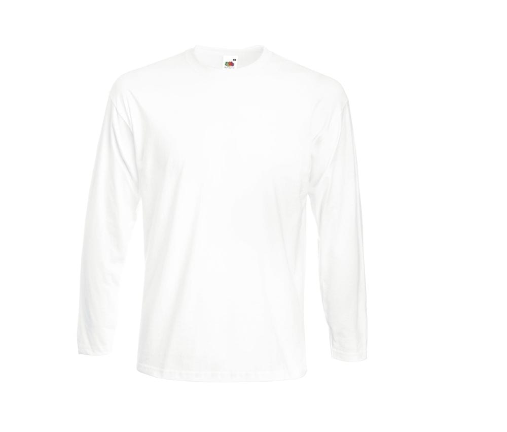 Fruit of the Loom SC215 - Long Sleeve T-Shirt
