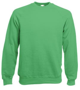 Fruit of the Loom SC260 - Raglan Sweat (62-216-0)