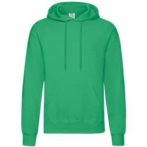 Fruit of the Loom SC270 - Mens Cotton Hooded Sweatshirt