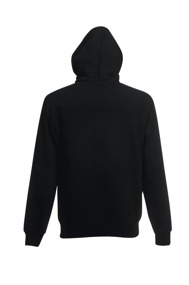 Fruit of the Loom SC274 - Sweat Capuche Grand Zip Homme
