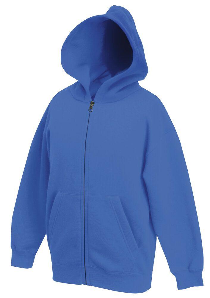 Fruit of the Loom SC379 - Kids Hooded Sweat Jacket (62-045-0)