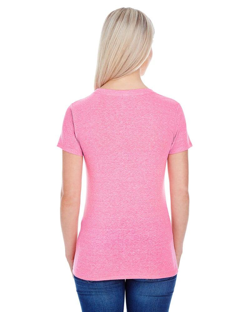 Threadfast 202A - Ladies Triblend Short-Sleeve T-Shirt