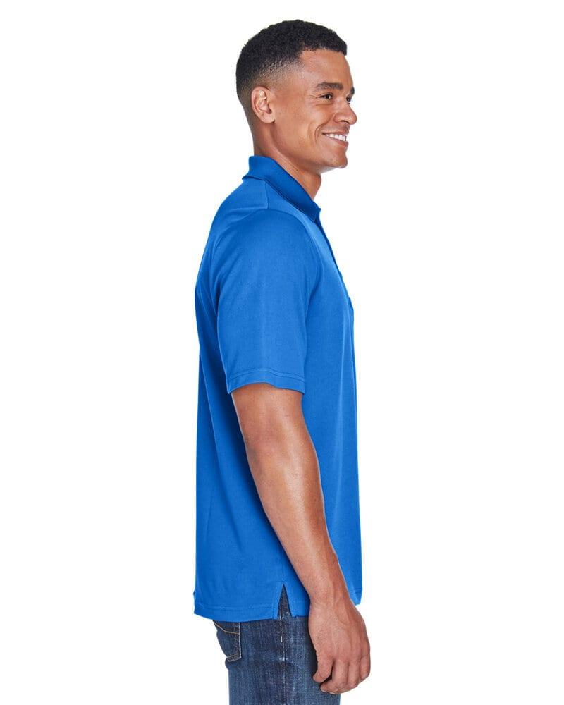 Core 365 88181P - Polo piqué Origin Performance pour homme avec poche