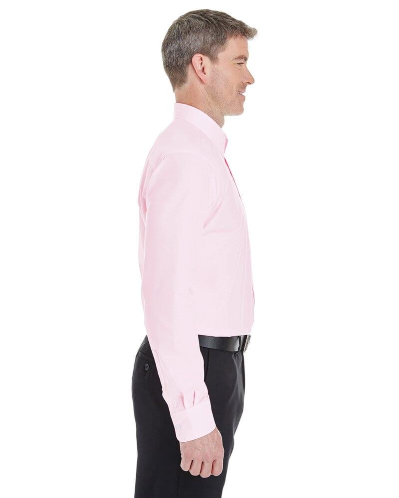 Devon & Jones DG534 - Chemise rayée Crown Collection pour homme
