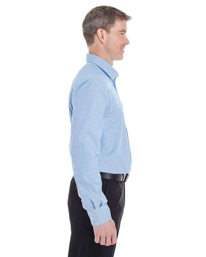 Devon & Jones DG532 - Men's Crown Collection™ Royal Dobby Shirt