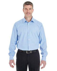 Devon & Jones DG532 - Mens Crown Collection™ Royal Dobby Shirt