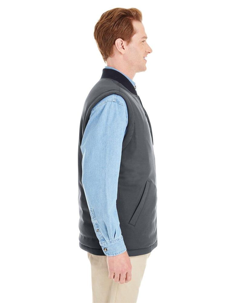 Harriton M776 - Adult Dockside Interactive Reversible Freezer Vest