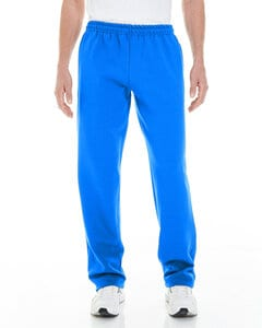 Gildan G183 - Adult 8 oz. Open Bottom Sweatpants with Pocket