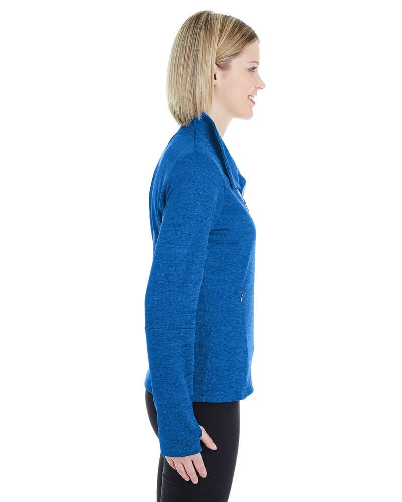 Ash City North End NE704W - Ladies Amplify Melange Fleece Jacket