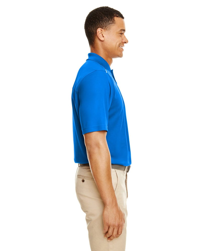 Core 365 88181R - Men's Radiant Performance Piqué Polo withReflective Piping