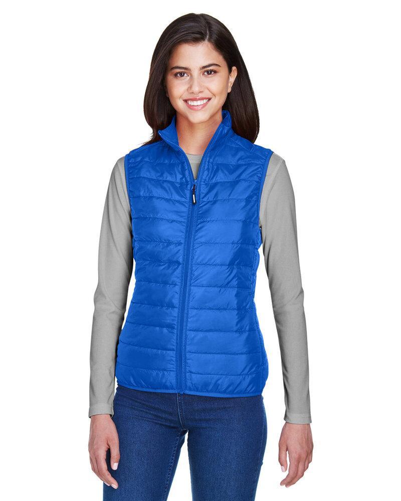 Core 365 CE702W - Ladies Prevail Packable Puffer Vest