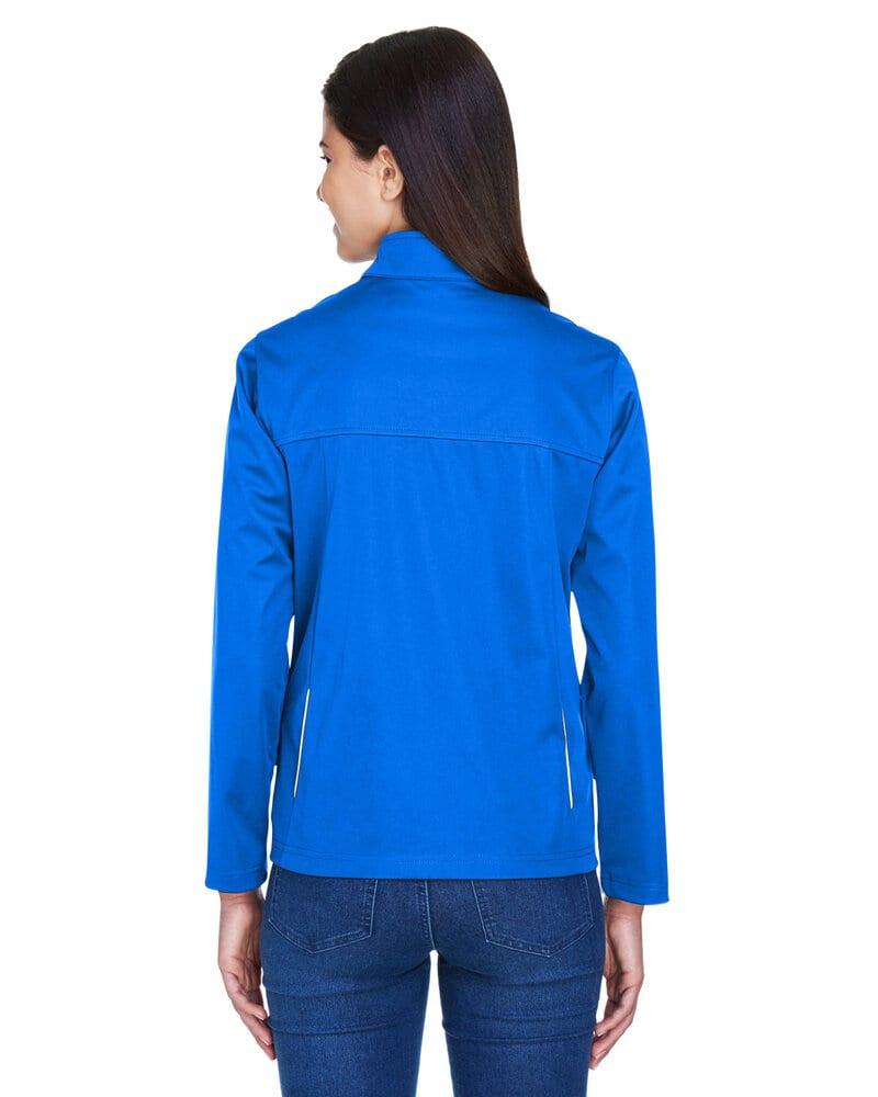 Core 365 CE708W - Ladies Techno Lite Three-Layer Knit Tech-Shell