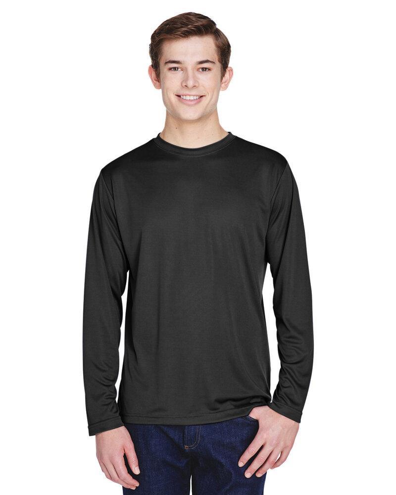 Team 365 TT11L - Men's Zone Performance Long-Sleeve T-Shirt