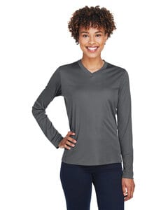 Team 365 TT11WL - Ladies Zone Performance Long-Sleeve T-Shirt