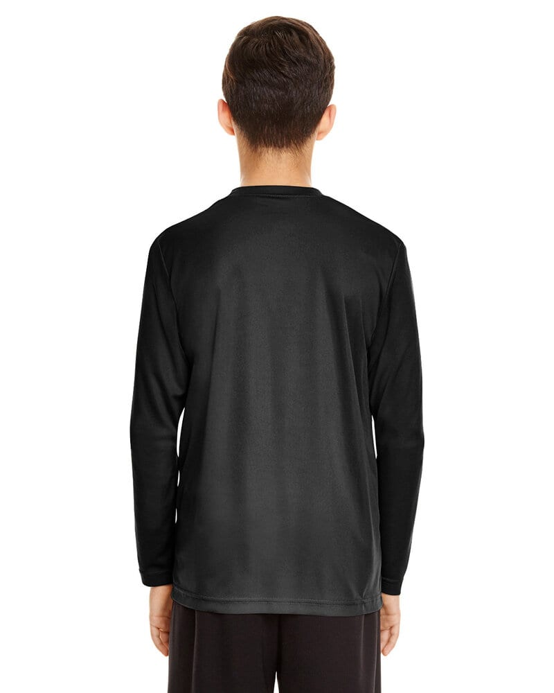 Team 365 TT11YL - Youth Zone Performance Long-Sleeve T-Shirt