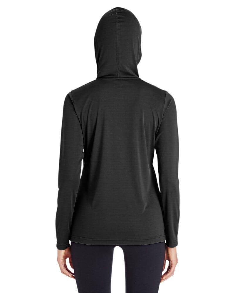 Team 365 TT41W - Chandail à capuche Zone Performance pour femme