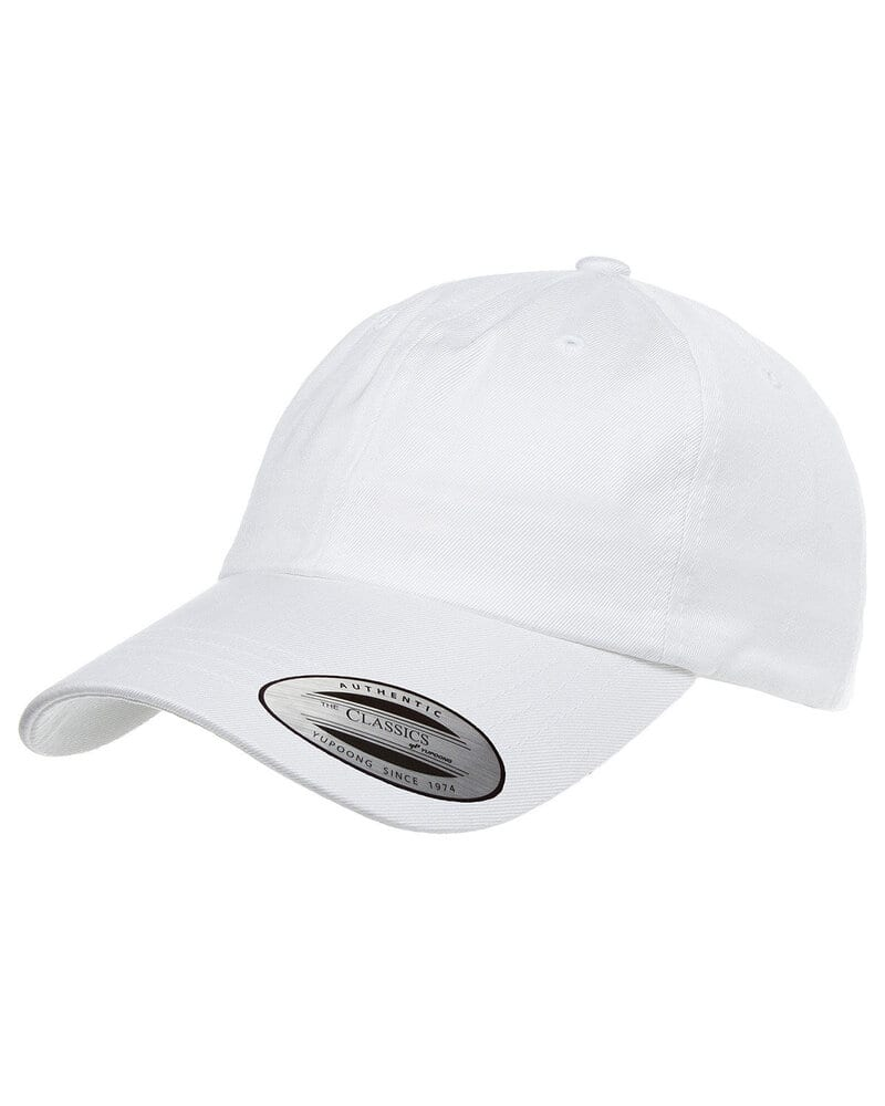 Yupoong 6245CM - Adult Low-Profile Cotton Twill Dad Cap