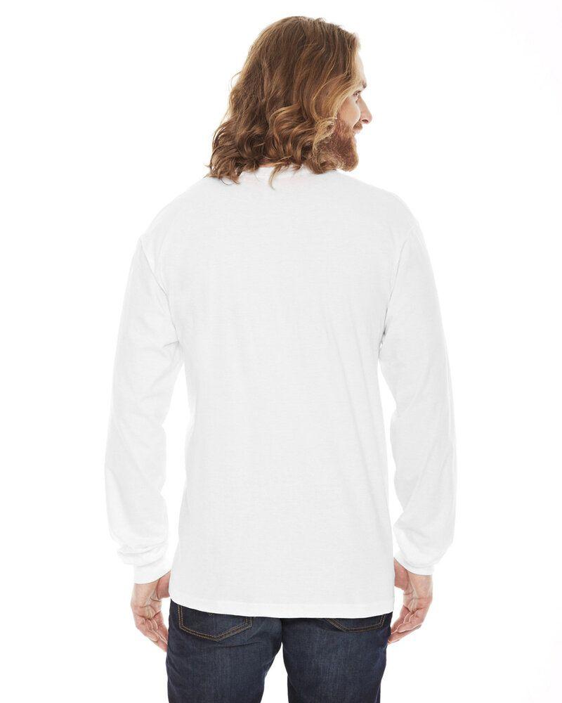 American Apparel 2007W - Unisex Fine Jersey Long-Sleeve T-Shirt
