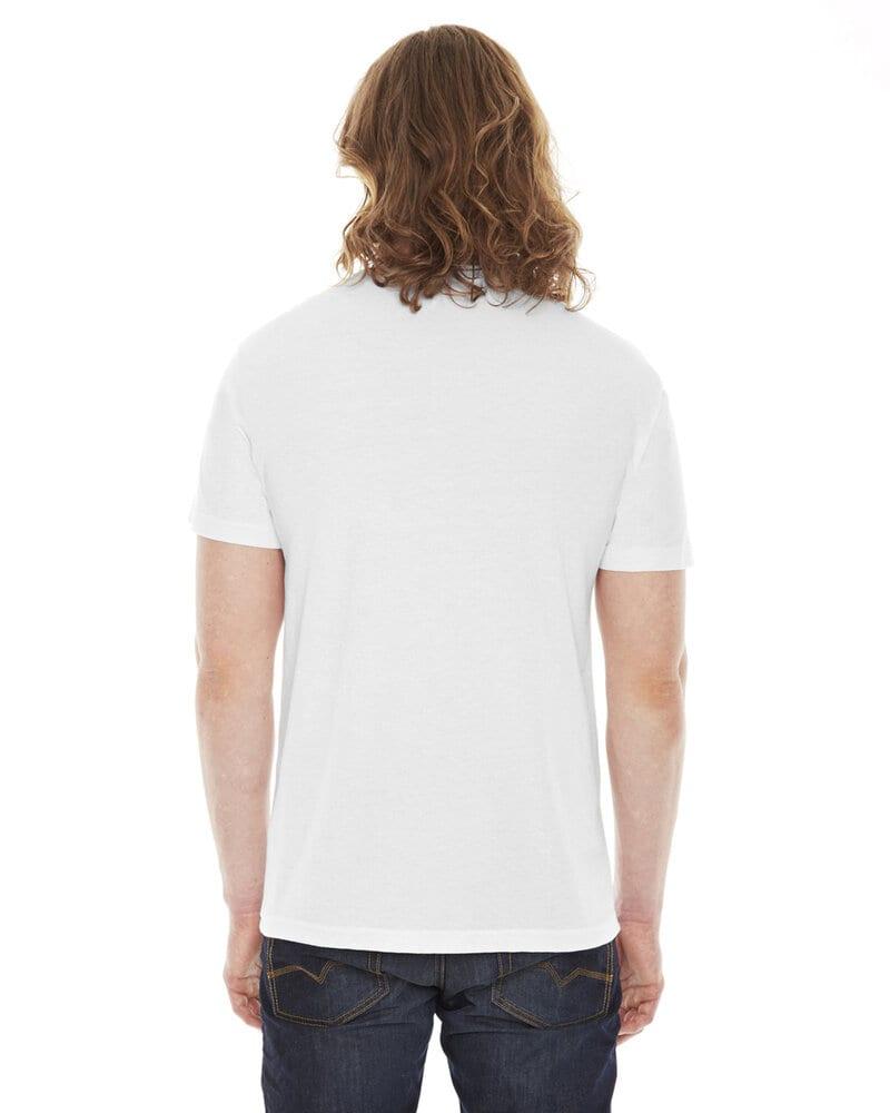 American Apparel BB401W - Unisex Poly-Cotton Short-Sleeve Crewneck