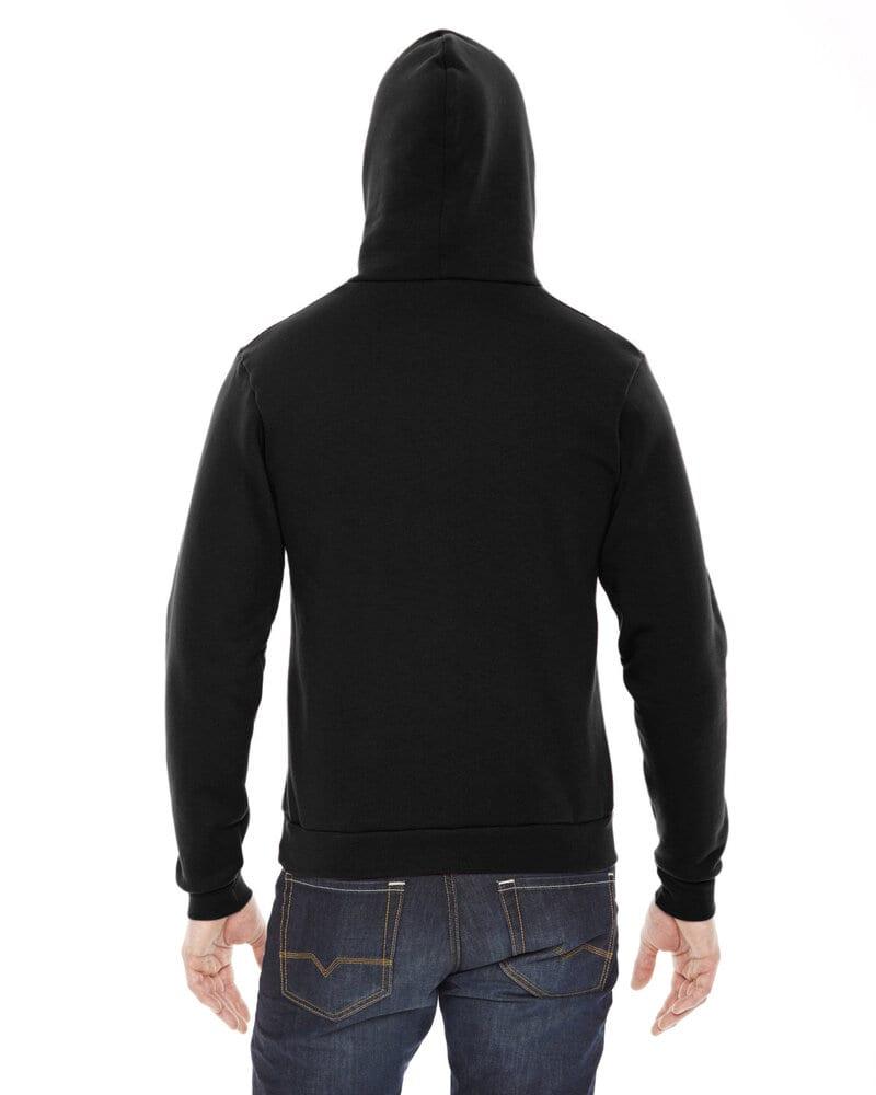 American Apparel F498W - Unisex Flex Fleece DropShoulder Pullover Hoodie