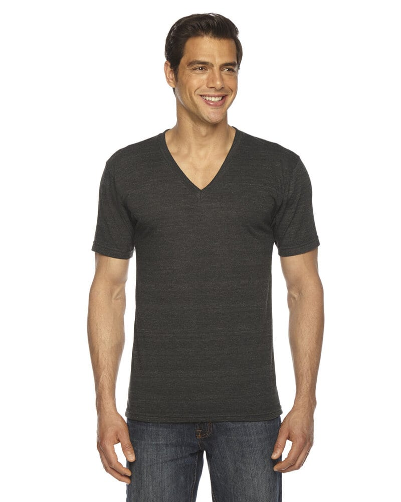 American Apparel TR461W - Unisex Triblend Short-Sleeve V-Neck