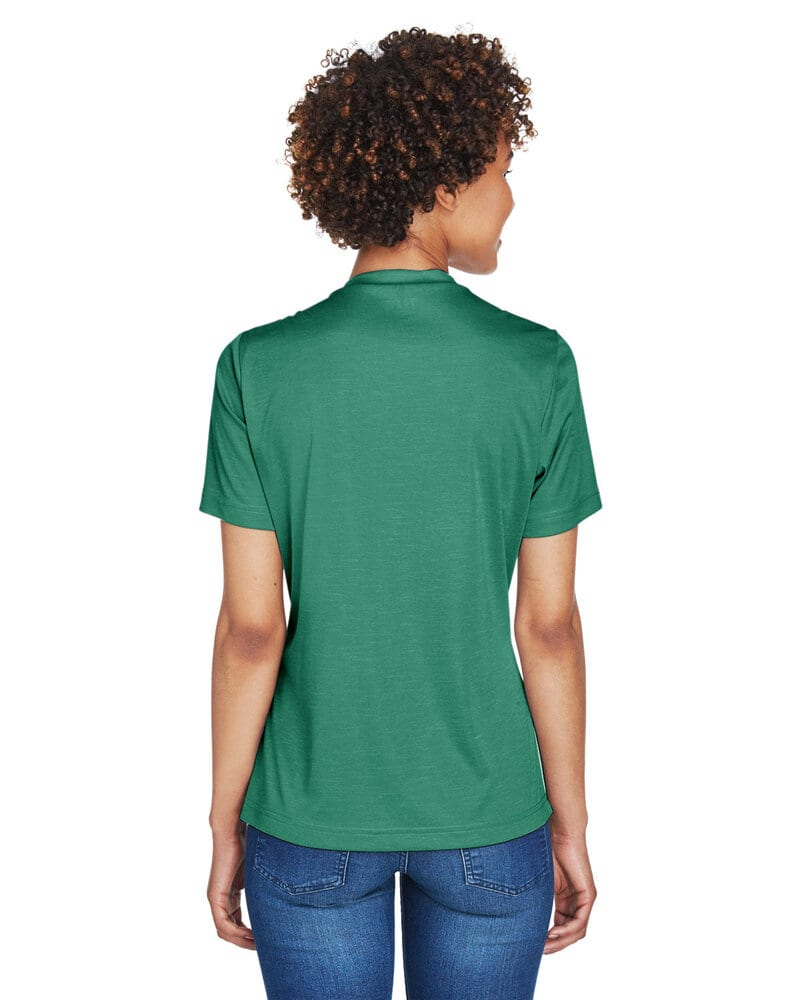 Team 365 TT11HW - Ladies Sonic Heather Performance T-Shirt